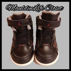 Nike Air Jordan Baby Shoes sz 6C